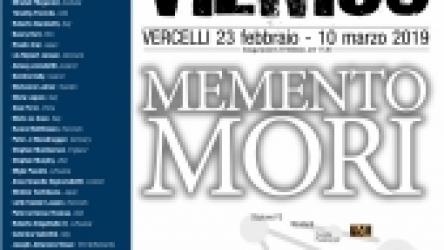 "8th International Artist's Books Exhibition from Vilnius  ""MEMENTO MORI"""