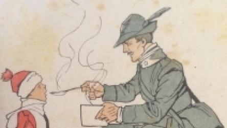 1918-2018 Il Museo Leone saluta gli Alpini